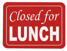 closed_for_lunch