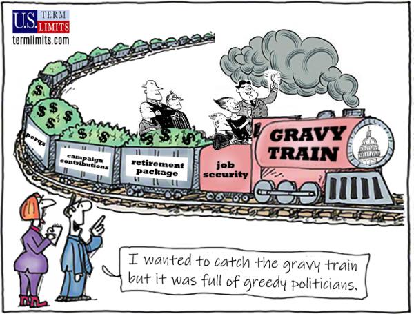 on_the_gravy_train